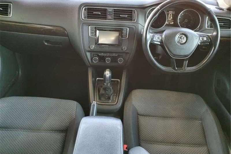2016 VW Jetta Jetta 1.4TSI Comfortline auto