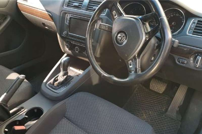 Used 2017 VW Jetta 1.4TSI Comfortline auto