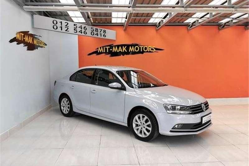 VW Jetta 1.4TSI Comfortline Auto 2018