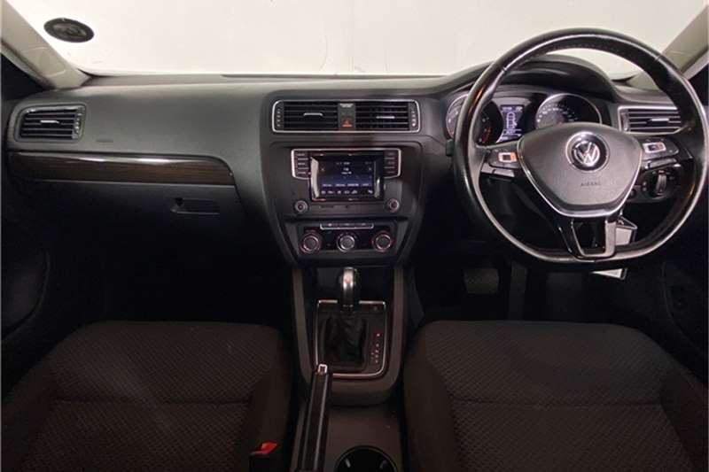 2018 VW Jetta Jetta 1.4TSI Comfortline auto