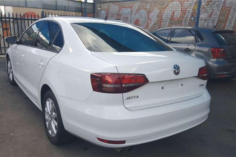 Used 2014 VW Jetta 1.4TSI Comfortline DSG