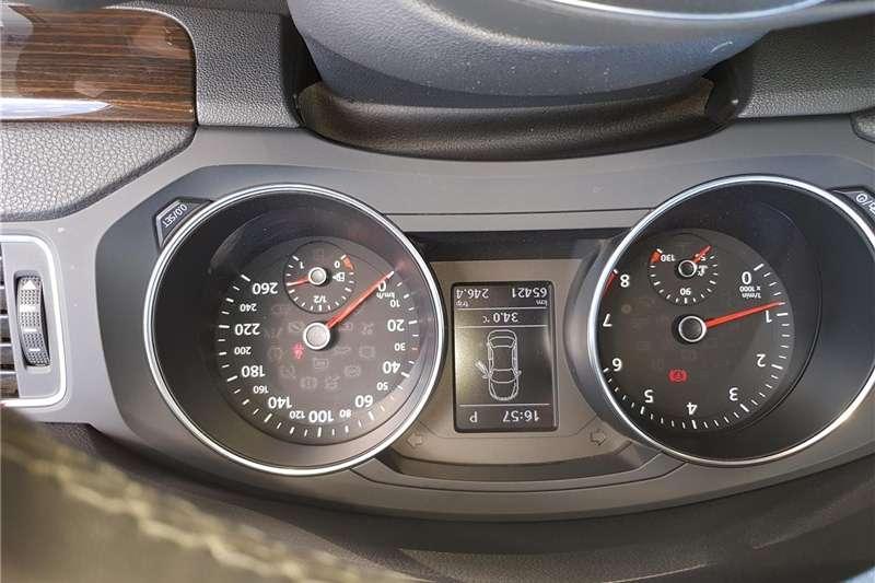 VW Jetta 1.4TSI Comfortline DSG 2016