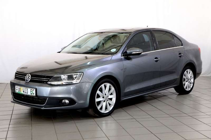 VW Jetta 1.4TSI Highline 2011