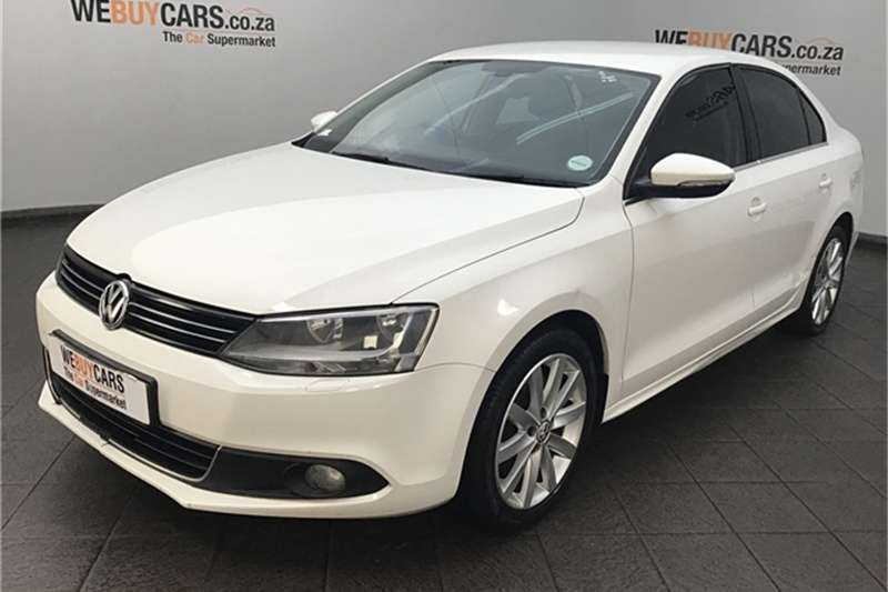 VW Jetta 1.4TSI Highline 2012