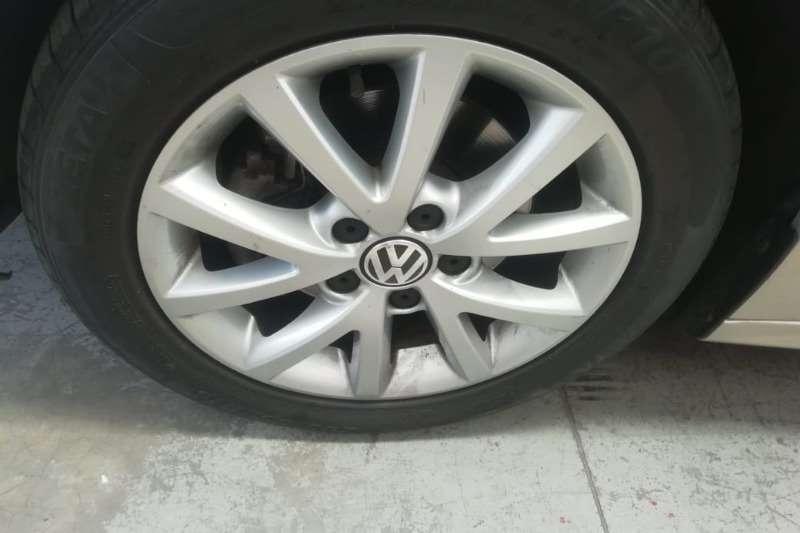 VW Jetta 1.4TSI Highline 2012