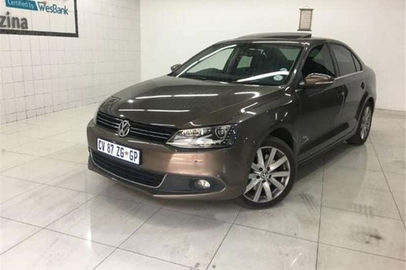VW Jetta 1.4TSI Highline 2013