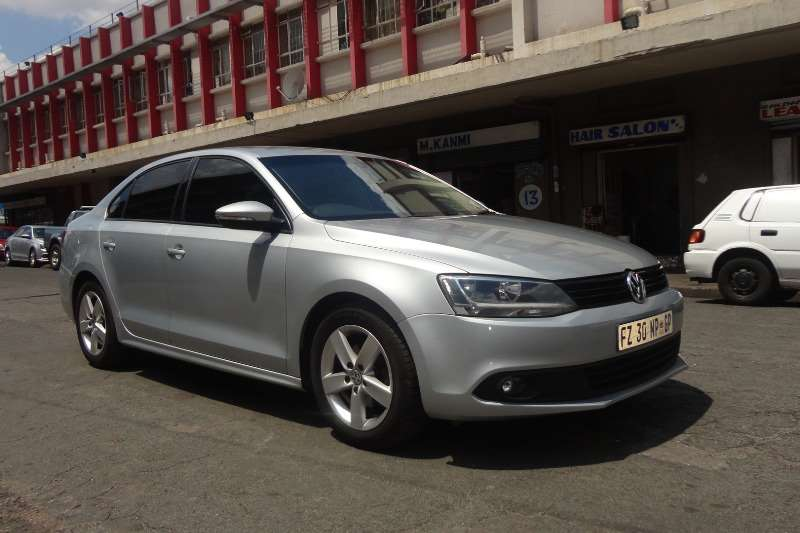 VW Jetta 1.4TSI Highline 2014