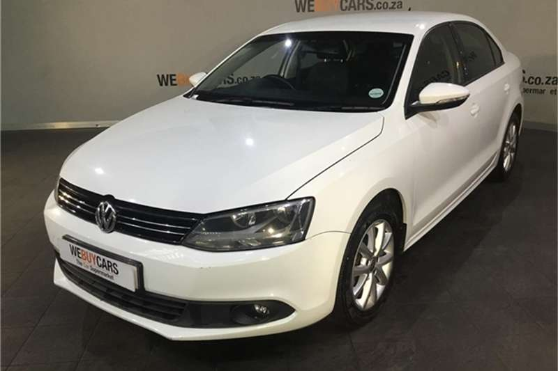 VW Jetta 1.4TSI Highline auto 2014