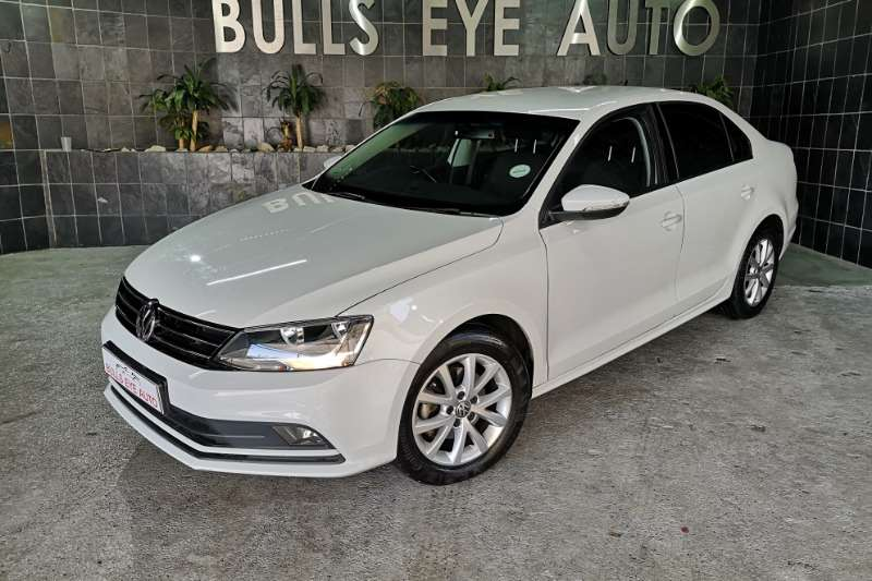 VW Jetta 1.4TSI Highline auto 2016