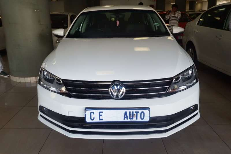 VW Jetta 1.4TSI Highline auto 2017