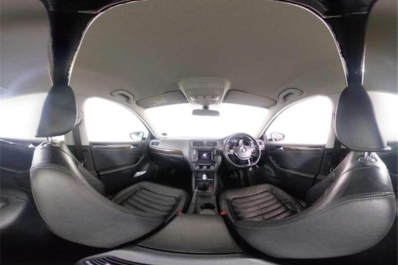 2017 VW Jetta Jetta 1.4TSI Highline auto