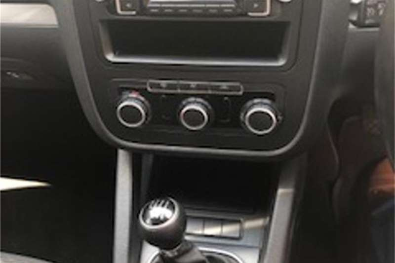 VW Jetta 1.4TSI Trendline 2011