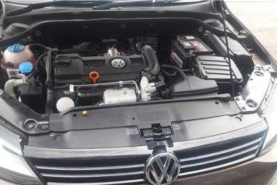 VW Jetta 1.4TSI Trendline 2013