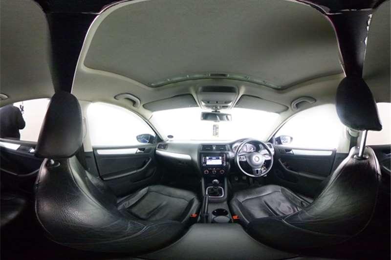 Used 2014 VW Jetta 1.4TSI Trendline