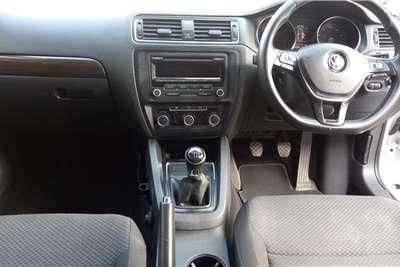 Used 2015 VW Jetta 1.4TSI Trendline