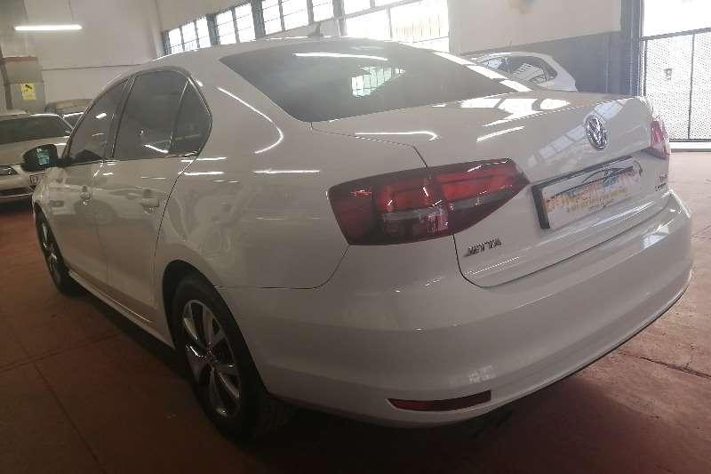 Used 2016 VW Jetta 1.4TSI Trendline