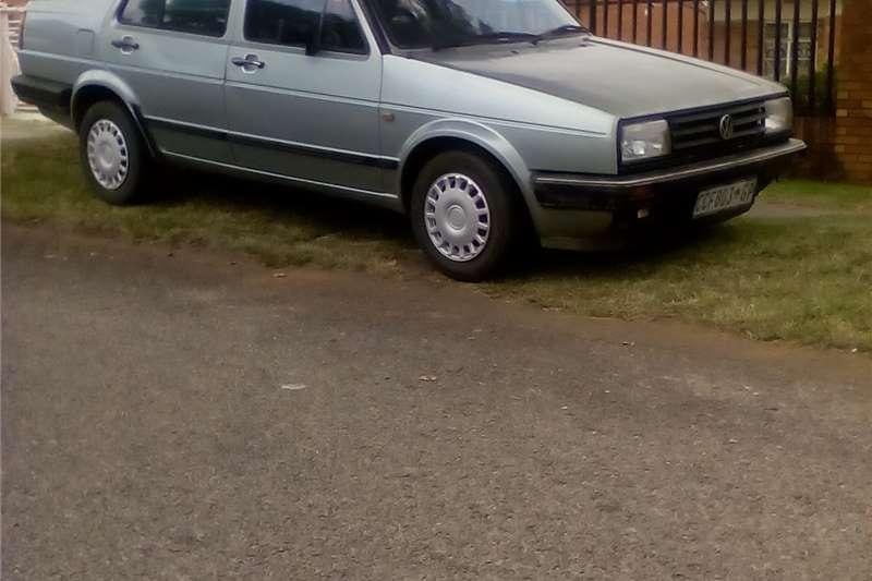 VW Jetta 1.6 1986