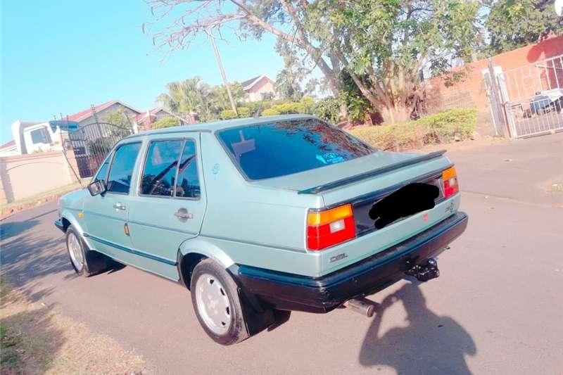 VW Jetta 1.6 1989