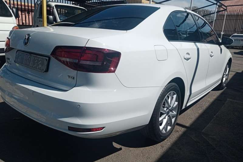 Used 2016 VW Jetta 1.6