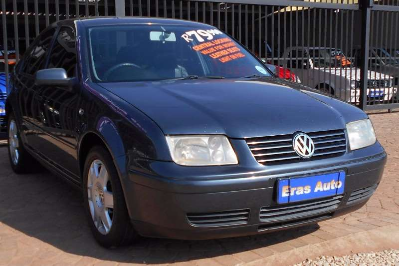 VW Jetta 1.6 Comfortline 2002