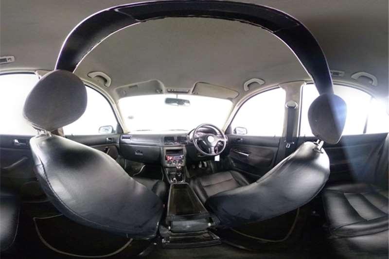 2003 VW Jetta Jetta 1.6 Comfortline