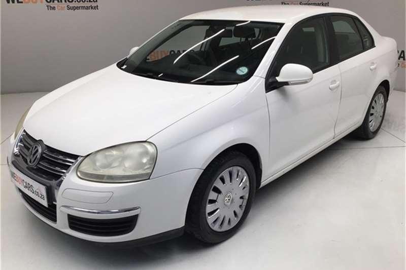 VW Jetta 1.6 Comfortline 2006