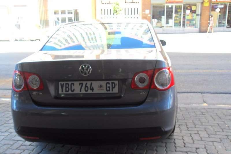 VW Jetta 1.6 Comfortline 2010