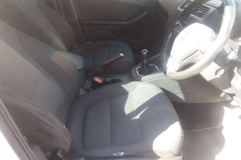 2012 VW Jetta Jetta 1.6 Comfortline