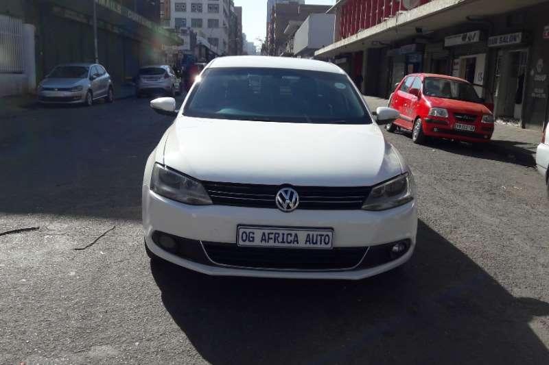 VW Jetta 1.6 Comfortline 2012