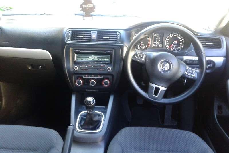 Used 2014 VW Jetta 1.6 Comfortline