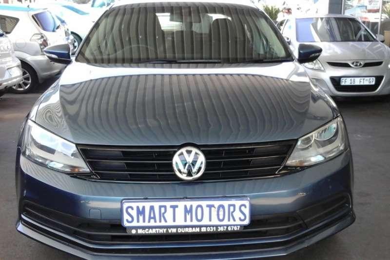 VW Jetta 1.6 Comfortline 2018