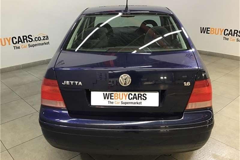 VW Jetta 1.6 Comfortline automatic 2000