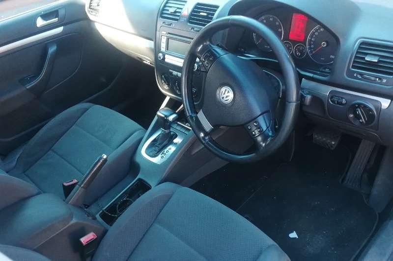 Used 2010 VW Jetta 1.6 Comfortline automatic