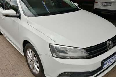 VW Jetta 1.6 Comfortline automatic 2015
