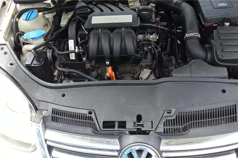 VW Jetta 1.6 Comfortline tiptronic 2007