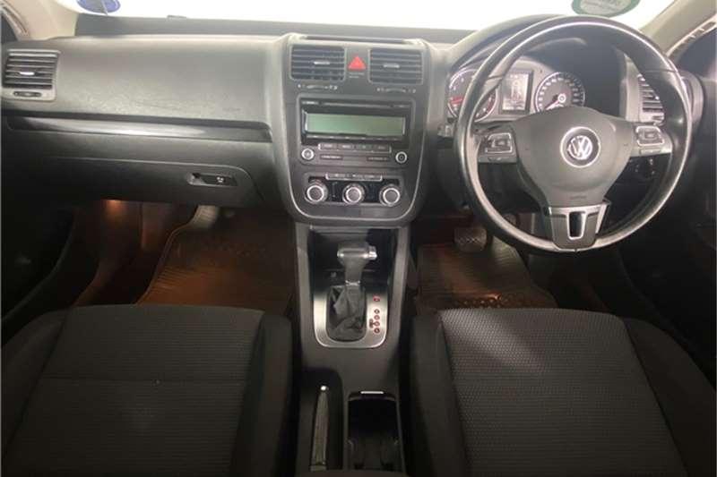 2011 VW Jetta Jetta 1.6 Comfortline tiptronic