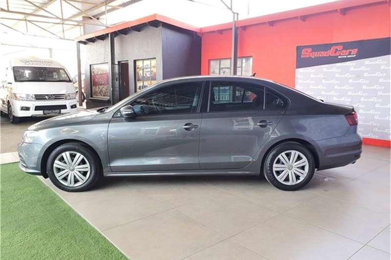 VW Jetta 1.6 Conceptline 2016