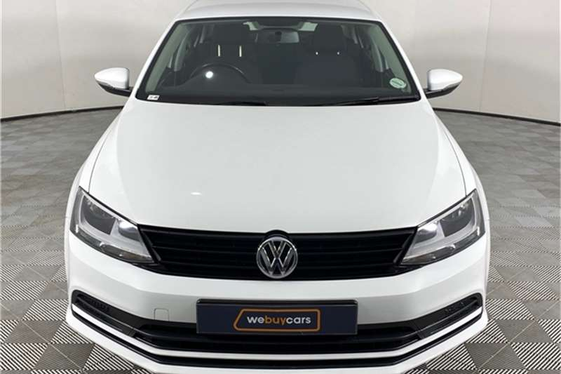2016 VW Jetta Jetta 1.6 Conceptline