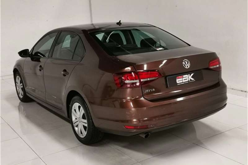 Used 2017 VW Jetta 1.6 Conceptline