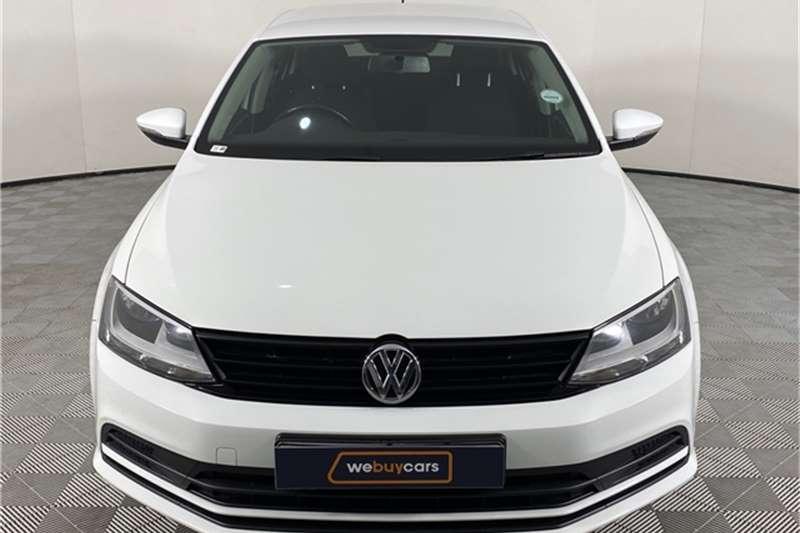 2017 VW Jetta Jetta 1.6 Conceptline