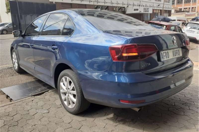Used 2018 VW Jetta 1.6 Conceptline