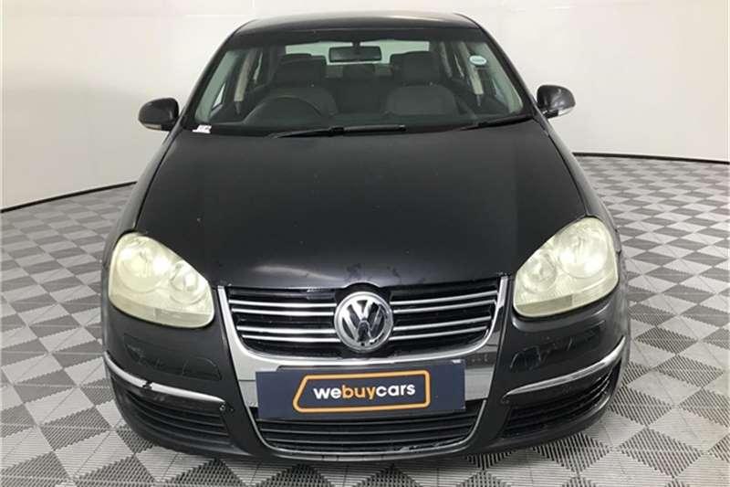 VW Jetta 1.6 Trendline 2008