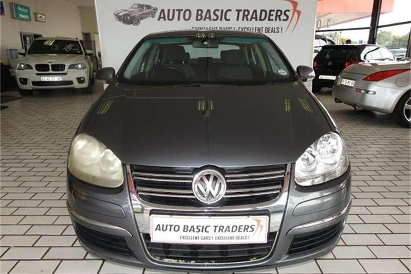 VW Jetta 1.6 Trendline 2009