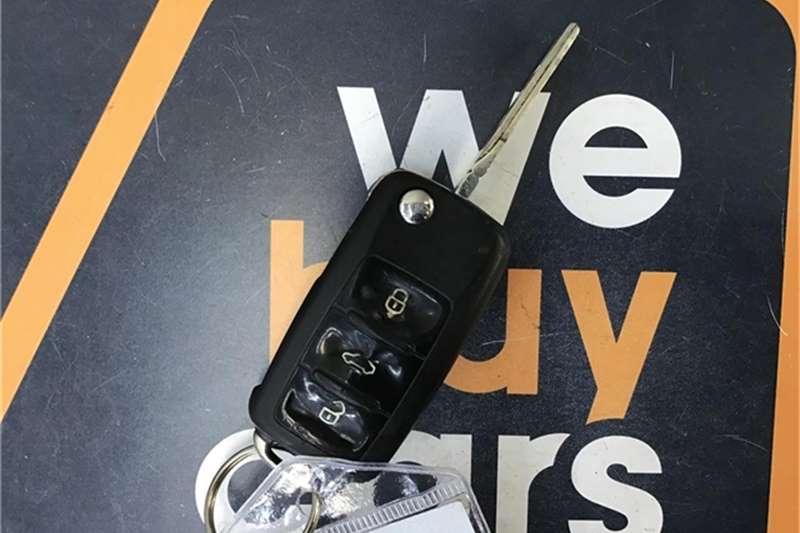 VW Jetta 1.6 Trendline 2011