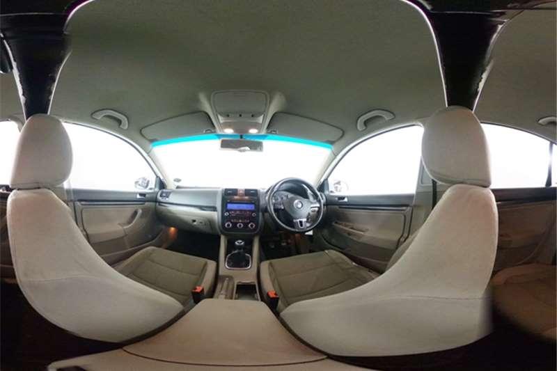 2010 VW Jetta Jetta 1.6TDI Comfortline