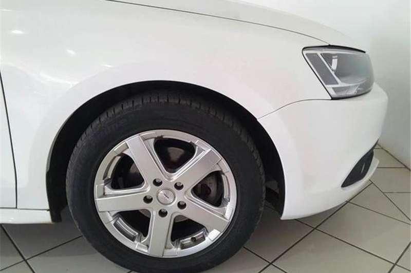 VW Jetta 1.6TDI Comfortline 2011