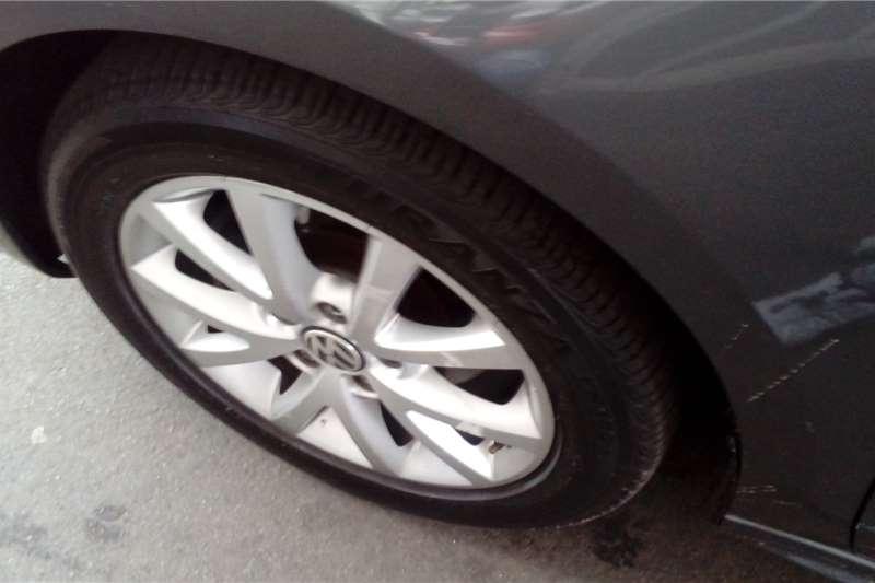 VW Jetta 1.6TDI Comfortline 2013