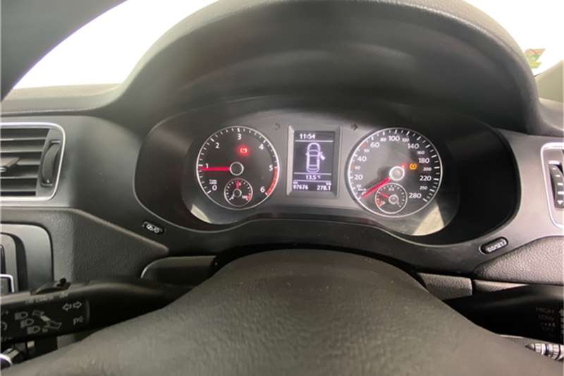2013 VW Jetta Jetta 1.6TDI Comfortline