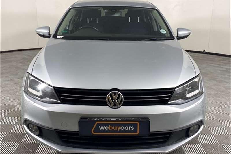 2014 VW Jetta Jetta 1.6TDI Comfortline