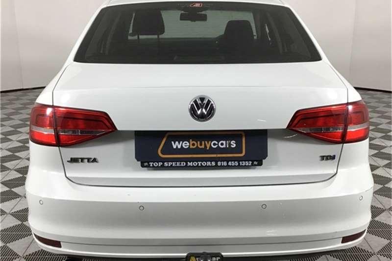 2015 VW Jetta Jetta 1.6TDI Comfortline